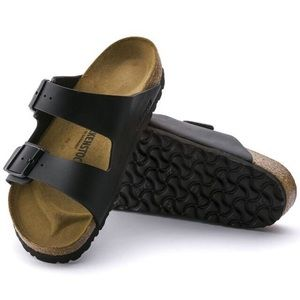 Birkenstock Arizona Sandals in Black [40]